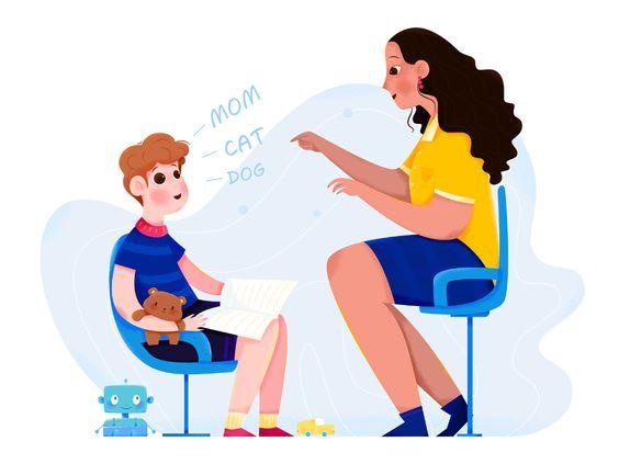 جلسه مشاوره کودک و نوجوان